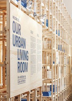 interview: COBE's dan stubbergaard on designing 'urban living rooms' – solorenergy Display Design, Booth Design, Wall Design, Exhibition Stall, Exhibition Display, Green Facade, Experiential Marketing, Sustainable Design, Sustainable Energy