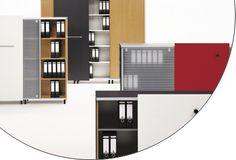 Front Sliding Cabinet Doors  www.modernmillworkinnovations.com    EKU AG - EKU-CREATION 25 GAK H IS/FS