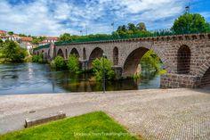 El Puente de Ponte da Barca | Turismo en Portugal