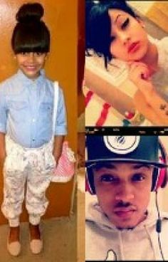 August Alsina Daughter | www.pixshark.com - Images ...