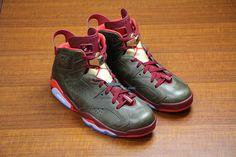 a84bd49a5563 Air Jordan 6 Retro Cigar New Detailed Pictures Air Jordan Sneakers