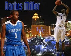 Myy favorite Kentucky basketball player of all time