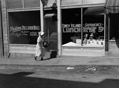 marion post wolcott photos | Coney Island Lunch by Marion Post Wolcott / American Art