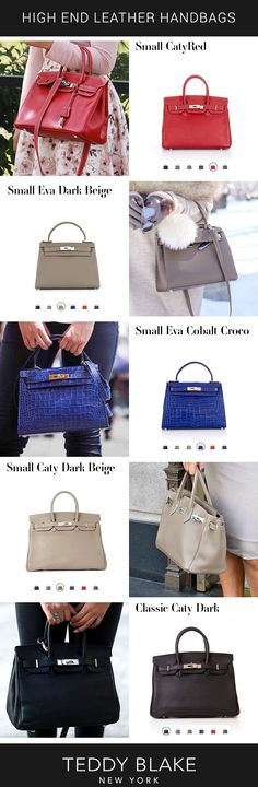 Teddy Blake Handbags are made in Italy by the best Italian artisans since 1958. Street value for high quality leather bags is more than $3,000 - Get it now for under $499   Sign up and get exclusive deals on new designer handbags!