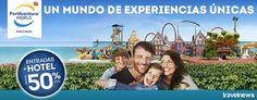 Ofertas en www.viajesviaverde.es: PortAventura World - Un mundo de experiencias únic...