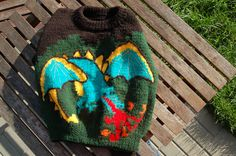 D&D; Sweater geekery (already claimed by Ni)