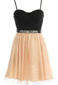 Ballet Sweetheart Dress