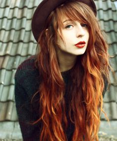 hair   Tumblr I have an obsession with lonnngg hair <33 any shade, even pink.