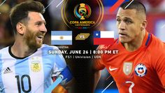 ARGENTINA JUNE 26,2016 COPA AMERICA CENTENARIO SCARF FINAL MATCH-CHILE V