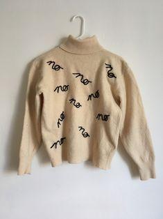 """littlealienproducts: """" no sweater by fake girlfriend """""""