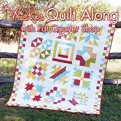 Quilting Mod : QAL Collection