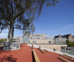 Frederiksbjerg School / Henning Larsen Architects  GPP Architects