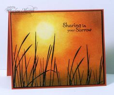 CCEE Sunfall CKM by LilLuvsStampin - Cards and Paper Crafts at Splitcoaststampers