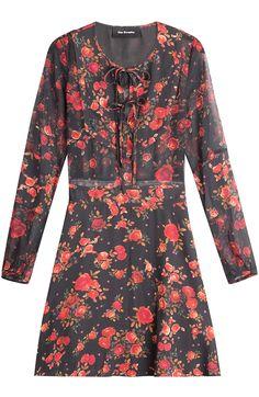 THE KOOPLES Printed Dress. #thekooples #cloth #day dresses