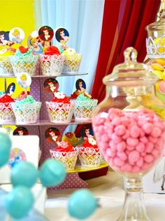 Disney Princess party Ideas...