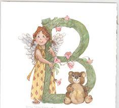 Alphabet B ~ Carolyn Shore Wright