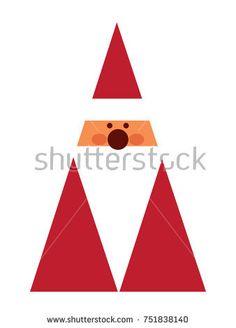 Santa Clause Vector illustration