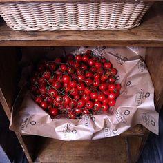 Luscious tomatoes from Puglia @continibites