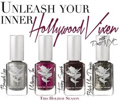 Are you ready to unleash your inner Hollywood Vixen tomorrow with our new Holiday 2012 collection?