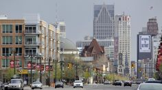 A tale of two cities in Detroit: Some parts of the city are growing amidst decline
