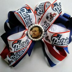 NFL New England Patriots Pony Tail Holder