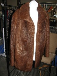 Vintage 1970's Ladies Faux Fur Jacket Gorgeous by TheIDconnection, $225.00    Vintage 1970's Ladies Faux Fur Jacket Gorgeous http://TheIDconnection.etsy.com Chocolate Brown Snow Bunny retro 70's  http://etsy.me/TwZgfJ @Etsy