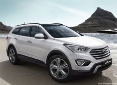 2016 Hyundai Santa Fe For when I come back to America
