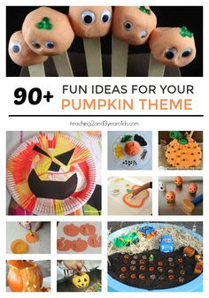 2153 Best Fall Images Activities Baby Learning Preschool