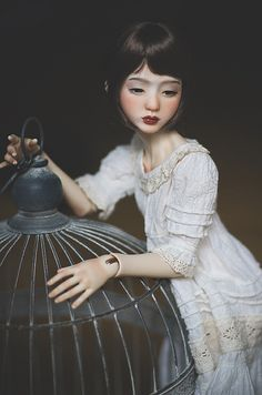 Porcelain Stories From China To Europe Info: 7582782348 Enchanted Doll, Anime Dolls, Paperclay, Barbie, Creepy Dolls, Little Doll, Doll Maker, Ooak Dolls, Cute Dolls