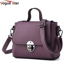 Vogue Star 2017 New Fashion women bags designer Shoulder bags Crossbody bag  for Women leather handbags 32e24ce2be55d