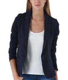 Veste de tailleur en jersey