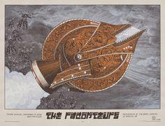 Роб Джонс, талантливый дизайнер плакатов. Найдено на: http://tanjand.livejournal.com/1474855.html