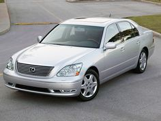 This was one of my favorite cars!!Lexus LS 430 (2003 - 2006).