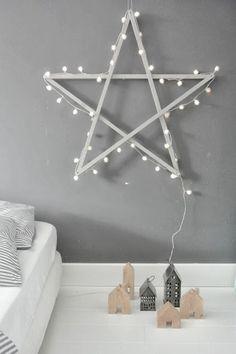 stars! in bedroom...