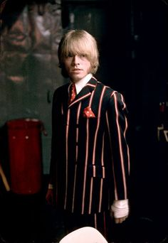 Brian Jones was considered a fashion icon for his unique and flamboyant style. He broke fashion rules with his off the wall clothing in the 1960s