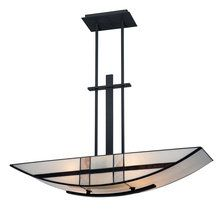 View the Quoizel TFLU433 4 Light Up Lighting Island / Billiard Fixture from the Luxe Collection at LightingDirect.com.