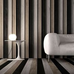 Thanks to ContinuumFloor the flooring communicates with walls and offers a wide range of wood species, colors, and types of laying to architects and designers who want to overlay doors, niches, and closets. It can be manufactured with any parquet flooring that the Cor Parquet offers.