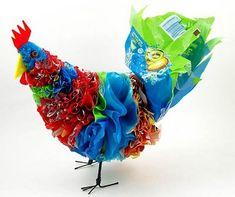 plastic bag chicken
