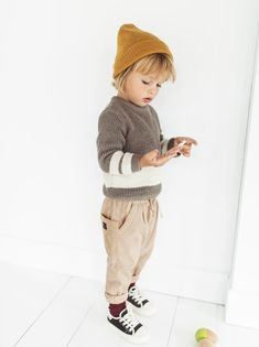 Corduroy pants with pockets For Our Tot Toddler Boy Fashion, Little Boy Fashion, Toddler Boys, Kids Boys, Baby Kids, Cute Baby Boy Outfits, Kids Outfits, Stylish Boys, Corduroy Pants