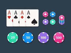 Mobile GUI Pack 4 Mobile game, Android app design, App