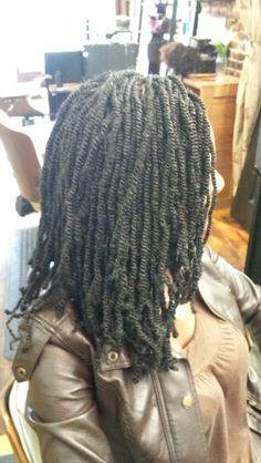 Long Nubian twist