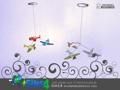 SIMcredibledesigns.com  Found in TSR Category 'Sims 4 Miscellaneous Kids'