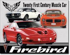 Pontiac Firebird Tribute Sign