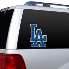 Los Angeles Dodgers Large Window Film