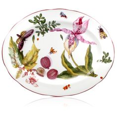 Chelsea Porcelain Oval Platter Royal Collection Trust Shop