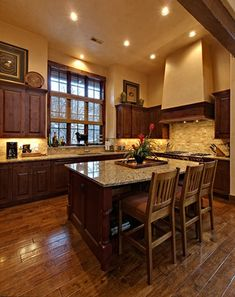 Designing Your Dream Home- Mountain Homes- Kitchens
