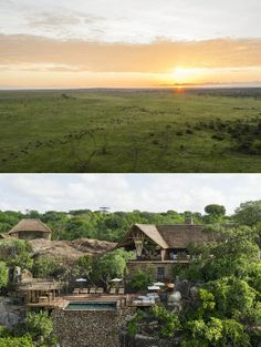 MWIBA LODGE, TANZANIE all-inclusive 7-night stay $7,350