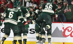 Minnesota Wild confirm list of front-office promotions = As the offseason gets under way, the Minnesota Wild have confirmed that a handful of front-office positions will be seeing familiar faces in new roles. The team confirmed.....