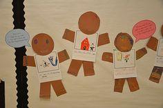 Where will your gingerbread boy/girl run?