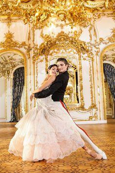 ヴィヴィアン・ウエストウッド、ウィーン国立バレエ団の衣装をデザイン!ニューイヤーコンサートで披露の写真1